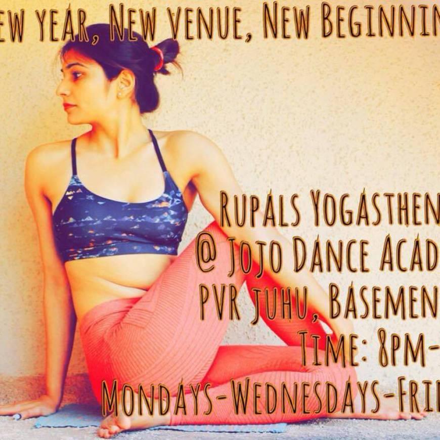 Rupals Yogasthenics at jojo Dance Academy, Juhu, Mumbai, India